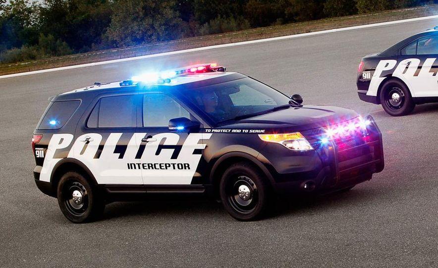 2012 Ford Explorer Police Interceptor Utility - Slide 9