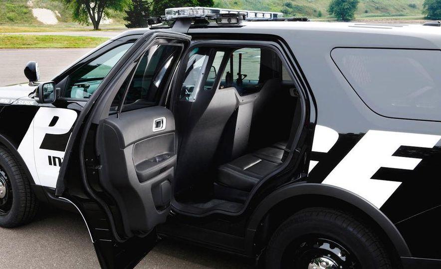 2012 Ford Explorer Police Interceptor Utility - Slide 19