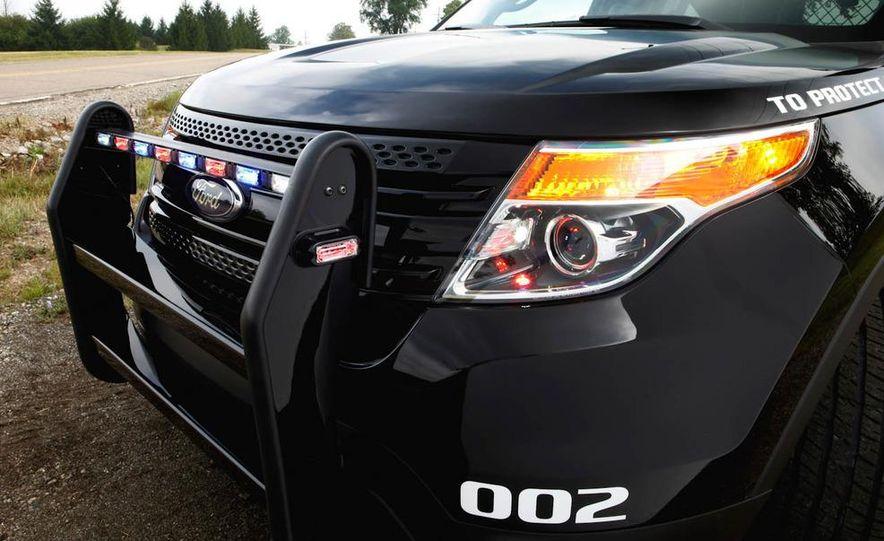 2012 Ford Explorer Police Interceptor Utility - Slide 14