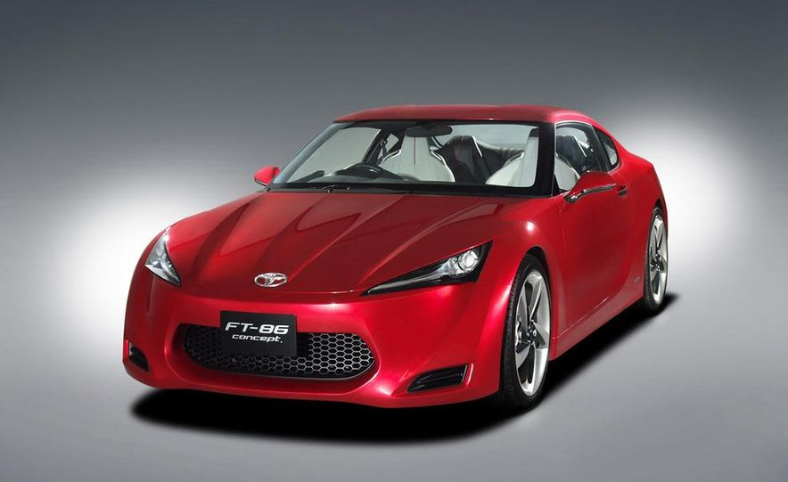 2012/2013 Toyota FT-86 / Subaru 0846 sports coupe (spy photo) - Slide 10