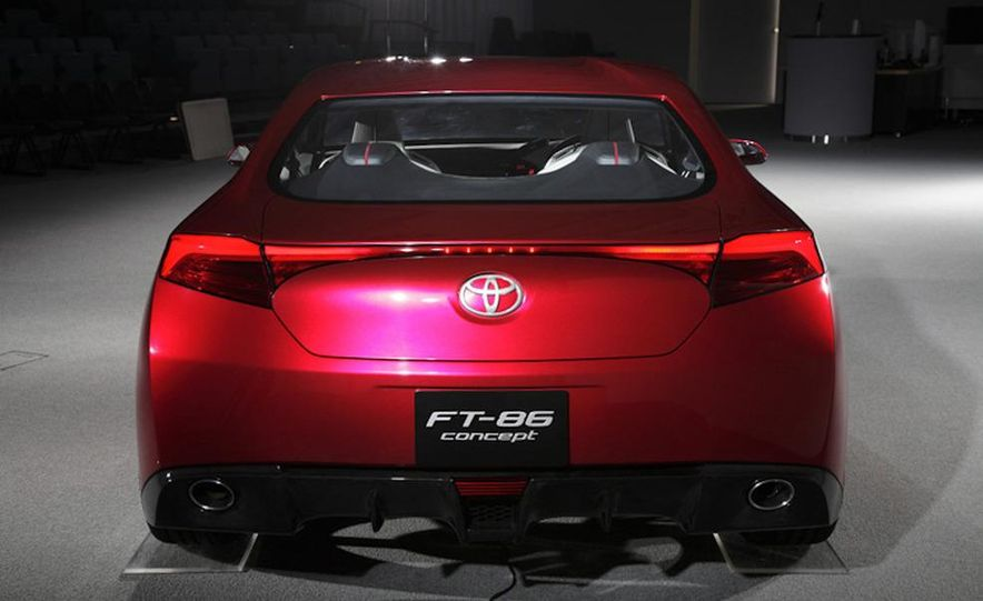 2012/2013 Toyota FT-86 / Subaru 0846 sports coupe (spy photo) - Slide 26