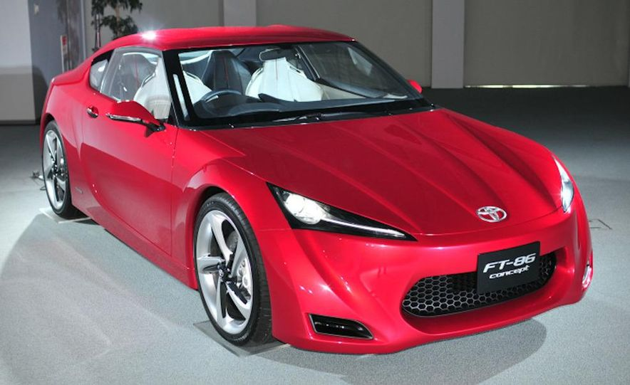 2012/2013 Toyota FT-86 / Subaru 0846 sports coupe (spy photo) - Slide 19