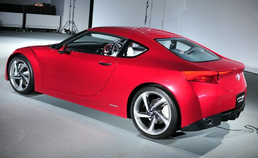 2012/2013 Toyota FT-86 / Subaru 0846 sports coupe (spy photo) - Slide 20