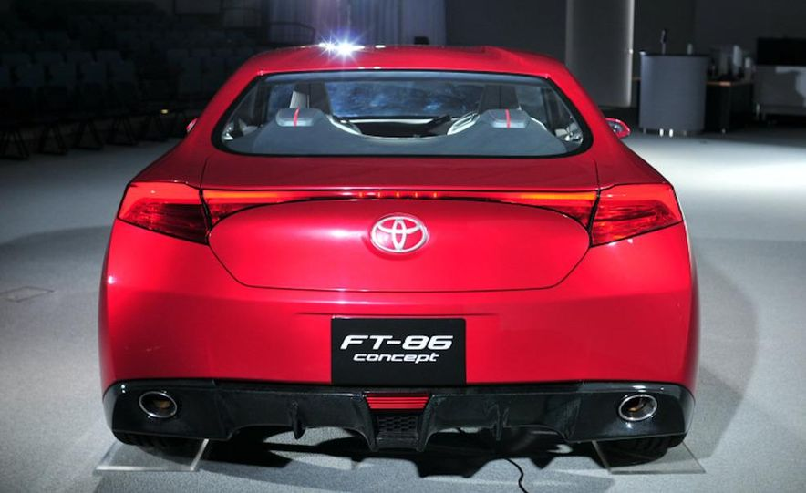 2012/2013 Toyota FT-86 / Subaru 0846 sports coupe (spy photo) - Slide 21