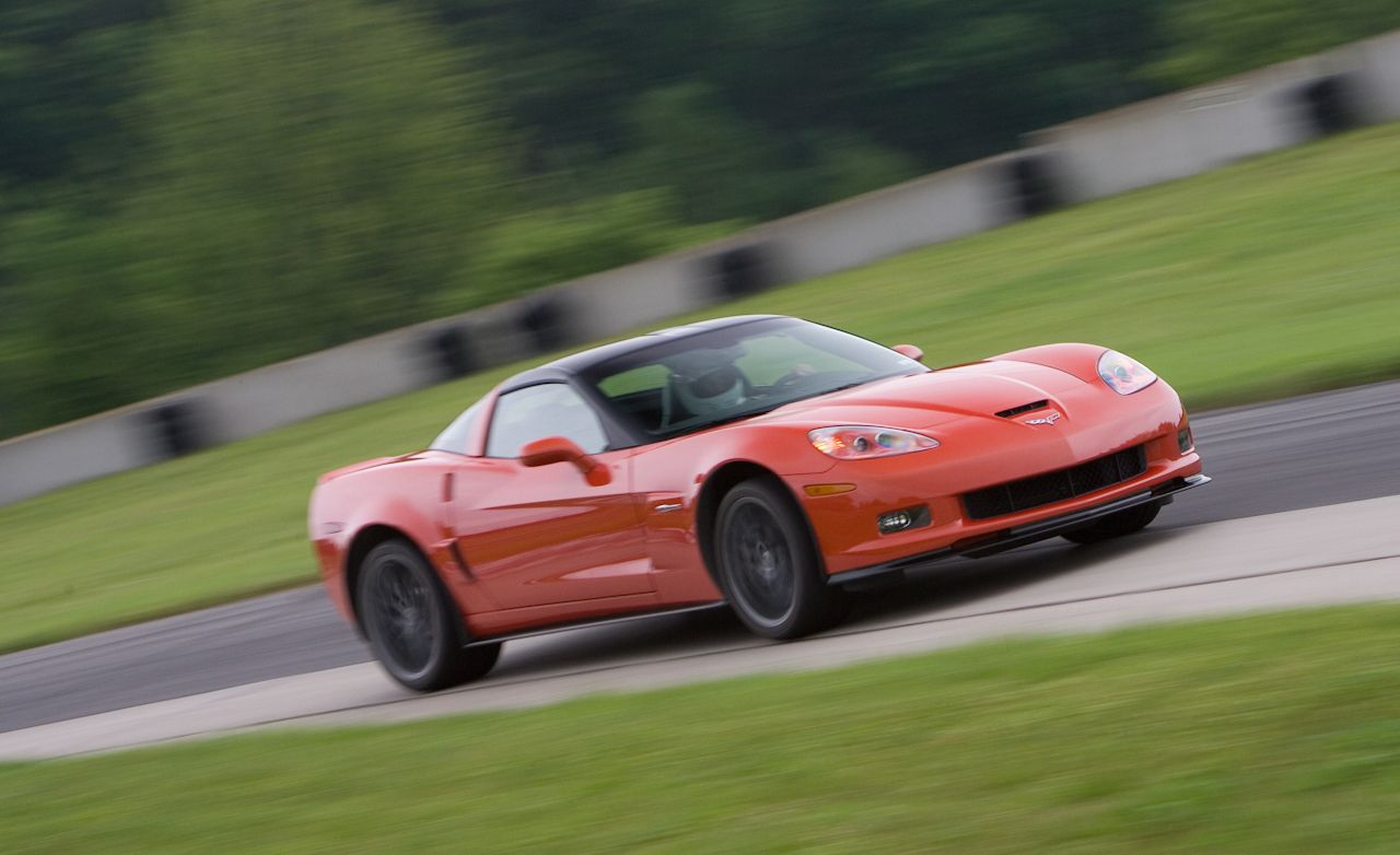 the best-handling car in america for less than $100k - feature
