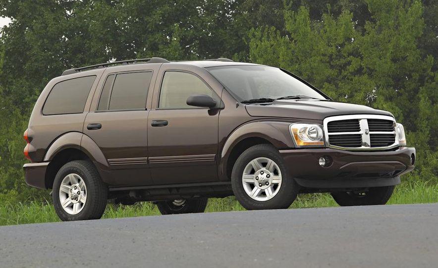 2011 Dodge Durango Citadel - Slide 28