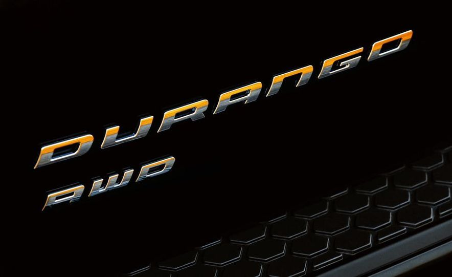 2011 Dodge Durango Citadel - Slide 16