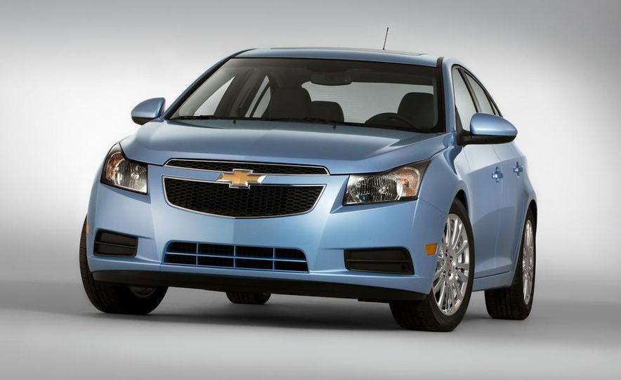 Chevrolet Cruze hatchback concept - Slide 59