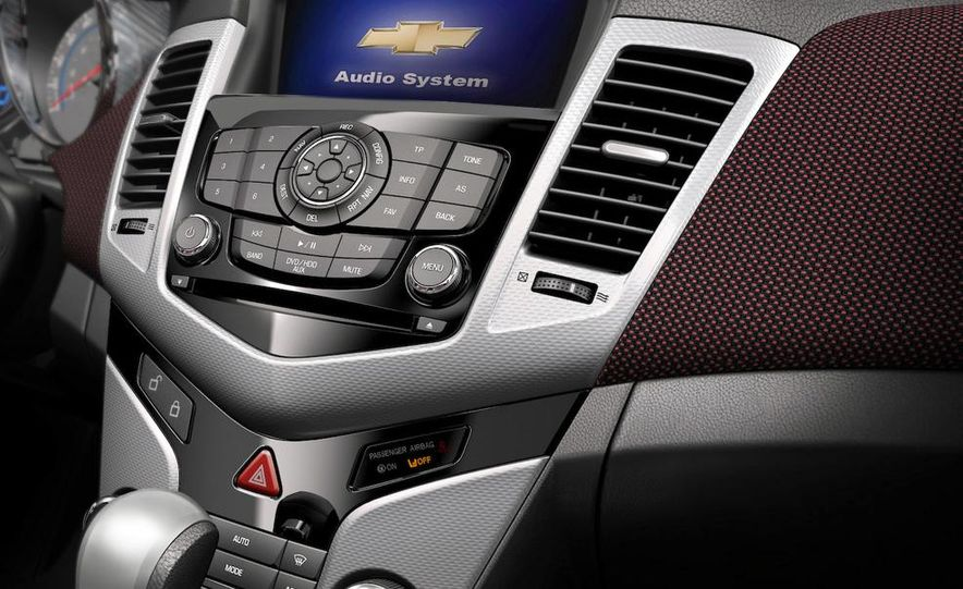 Chevrolet Cruze hatchback concept - Slide 73