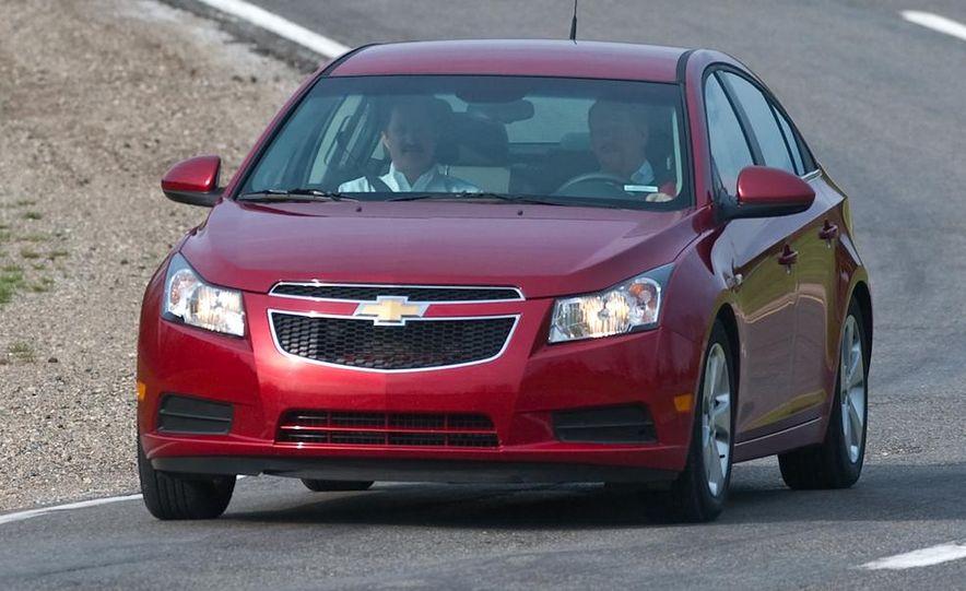 Chevrolet Cruze hatchback concept - Slide 40