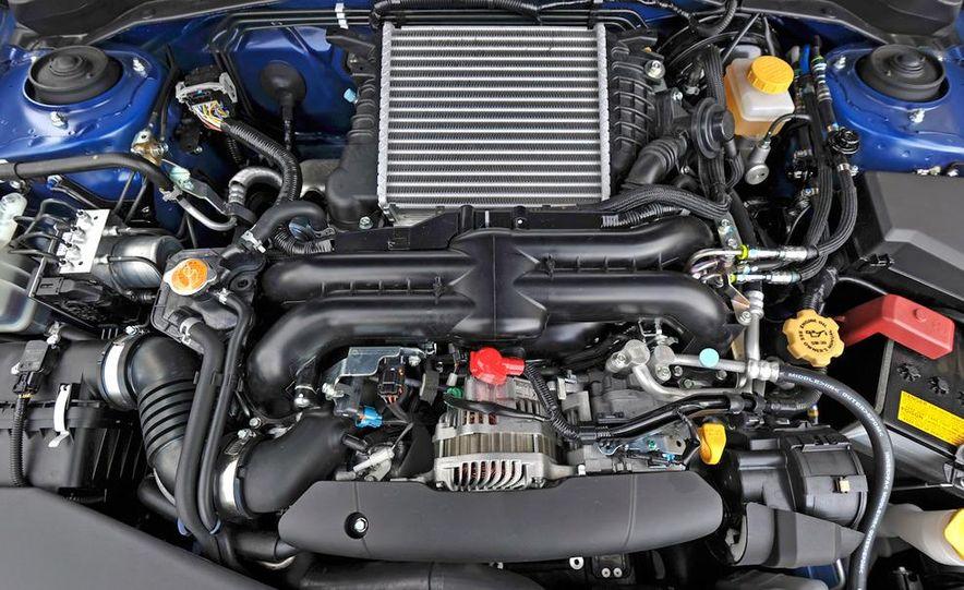 2011 Subaru Impreza WRX sedan - Slide 17