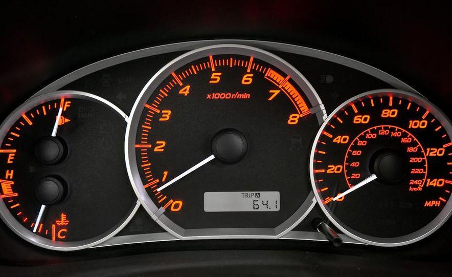 2011 Subaru Impreza WRX sedan - Slide 19
