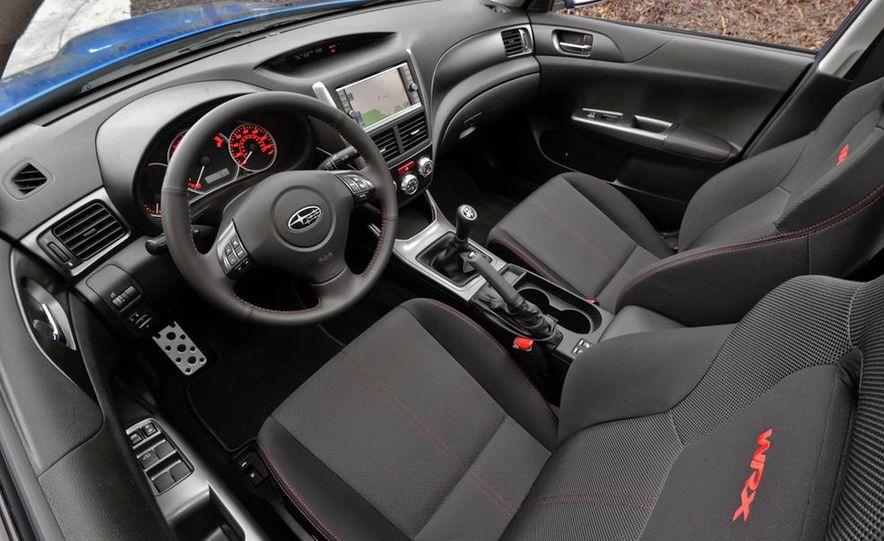 2011 Subaru Impreza WRX sedan - Slide 18