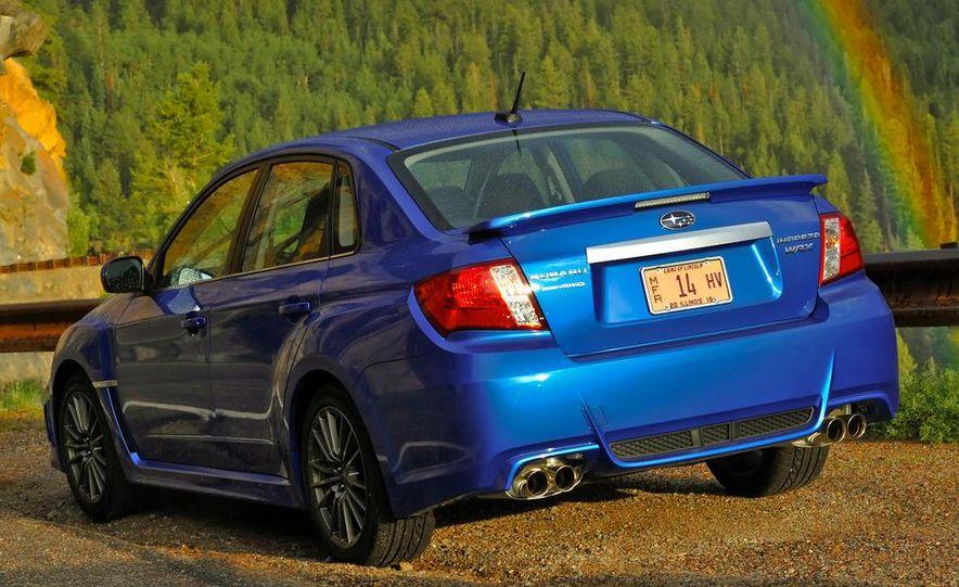 2011 Subaru Impreza WRX sedan - Slide 13