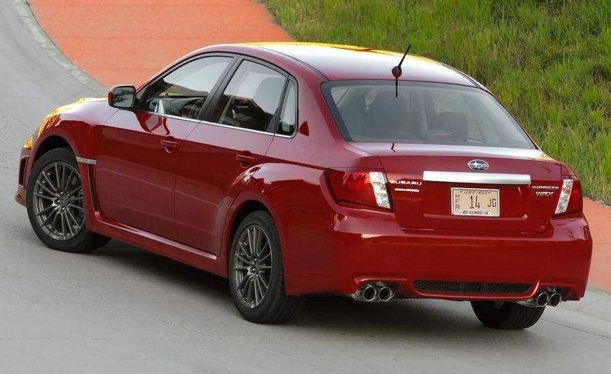 2011 Subaru Impreza WRX sedan - Slide 15