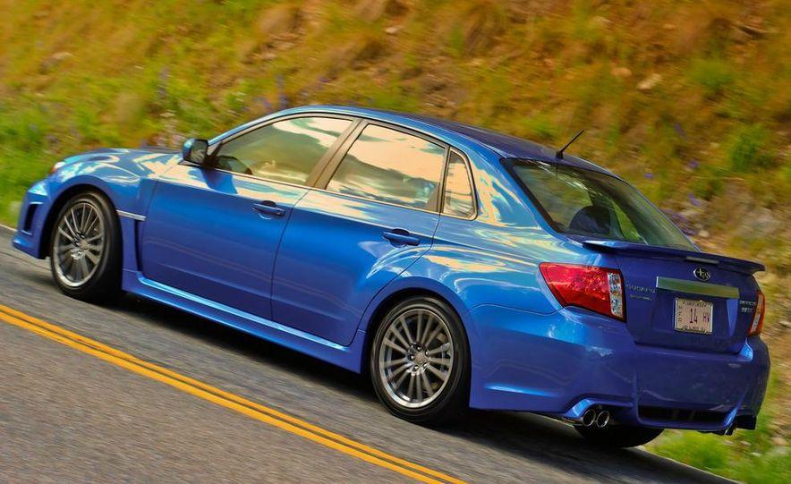 2011 Subaru Impreza WRX sedan - Slide 11