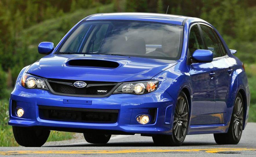 2011 Subaru Impreza WRX sedan - Slide 5