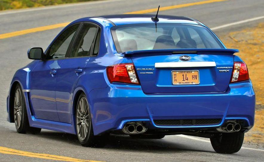 2011 Subaru Impreza WRX sedan - Slide 12
