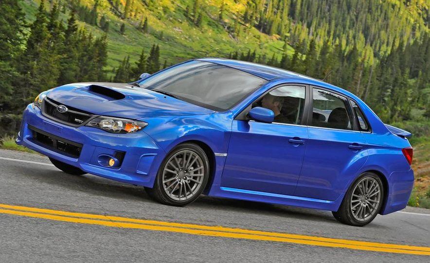 2011 Subaru Impreza WRX sedan - Slide 9