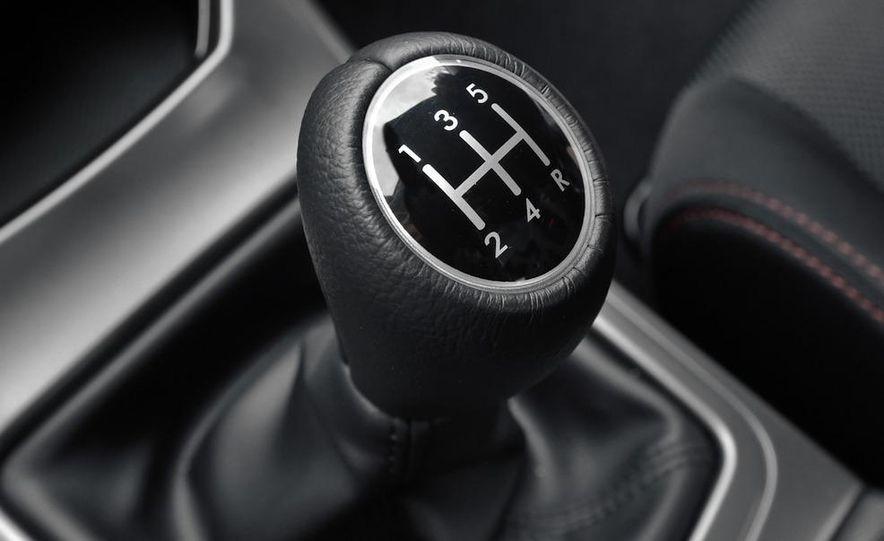 2011 Subaru Impreza WRX sedan - Slide 20