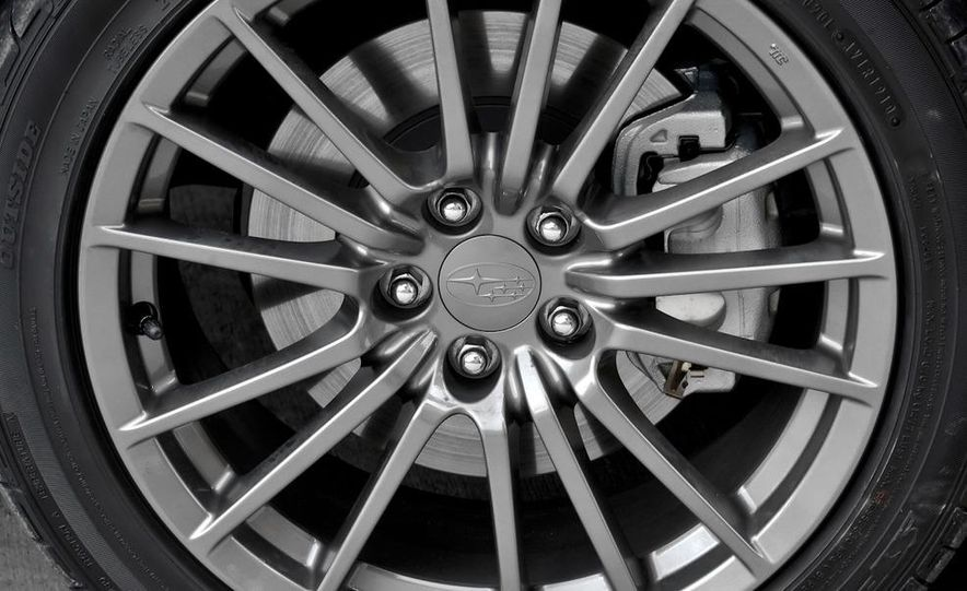 2011 Subaru Impreza WRX sedan - Slide 16