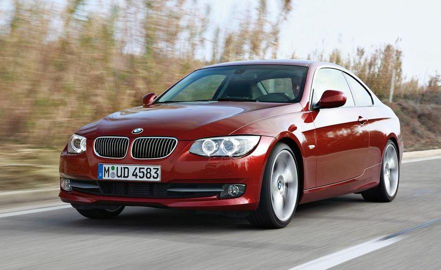 2011 BMW 335i coupe (European spec) - Slide 11