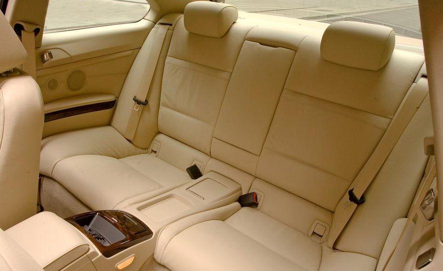 2011 BMW 335i coupe (European spec) - Slide 34