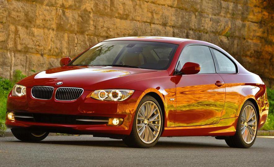 2011 BMW 335i coupe (European spec) - Slide 20