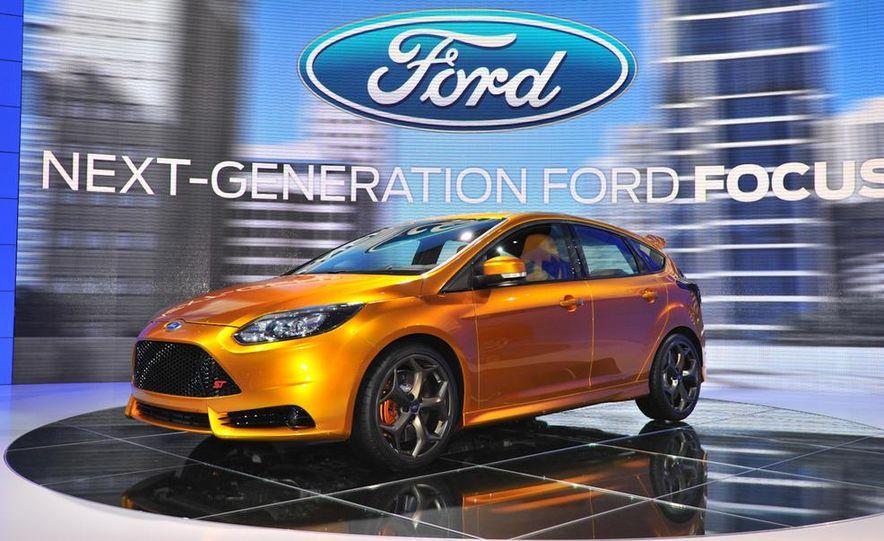 2012 Ford Focus ST - Slide 1