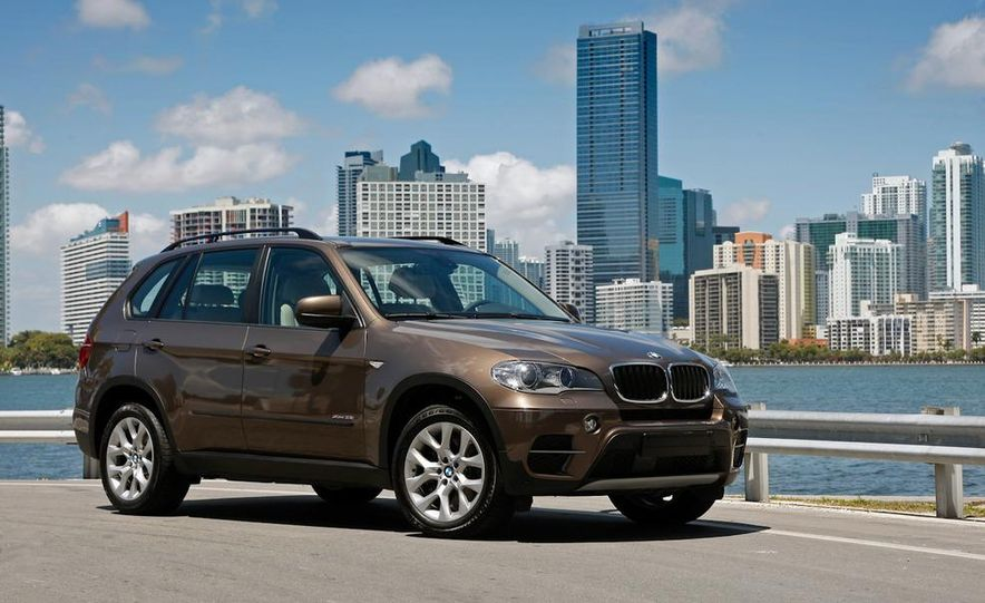 2011 BMW X5 xDrive35i (European spec) - Slide 8