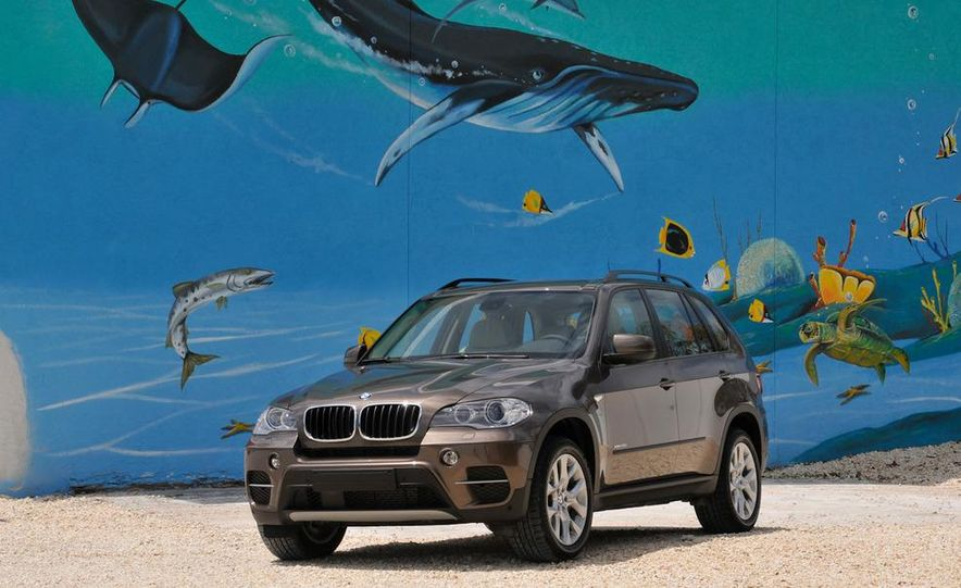 2011 BMW X5 xDrive35i (European spec) - Slide 22