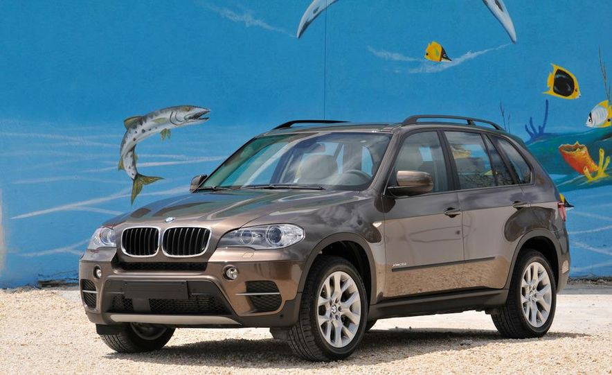 2011 BMW X5 xDrive35i (European spec) - Slide 23