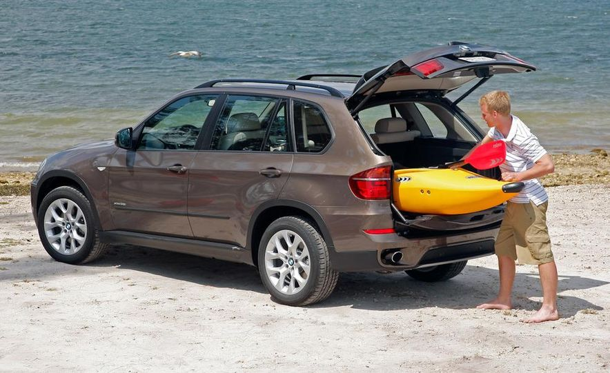 2011 BMW X5 xDrive35i (European spec) - Slide 37
