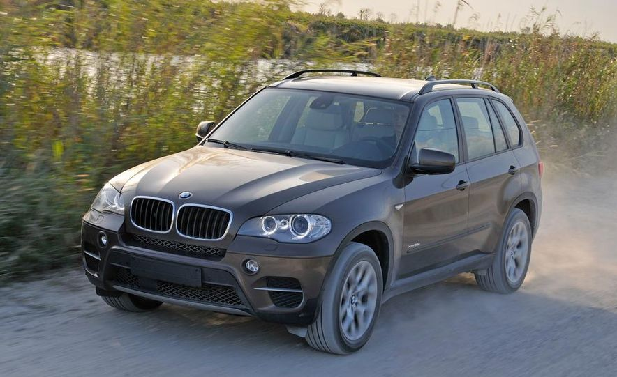 2011 BMW X5 xDrive35i (European spec) - Slide 33