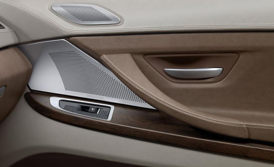 BMW 6-series coupe concept - Slide 13