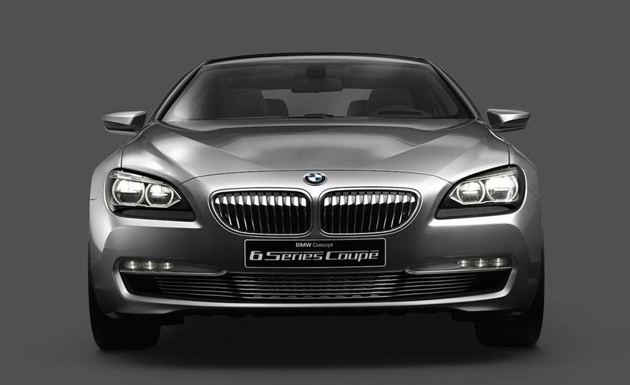 BMW 6-series coupe concept - Slide 5