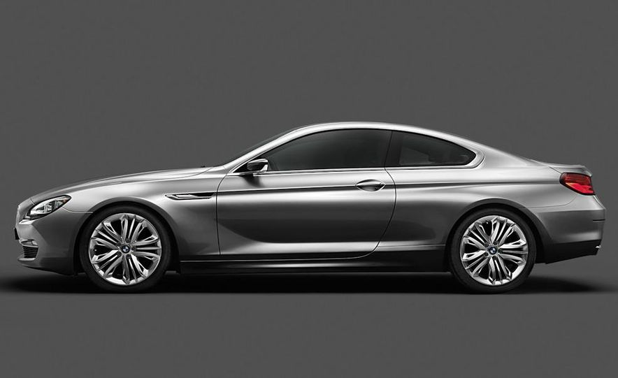 BMW 6-series coupe concept - Slide 9