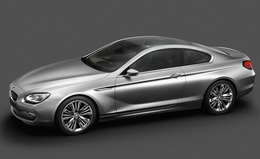 BMW 6-series coupe concept - Slide 10