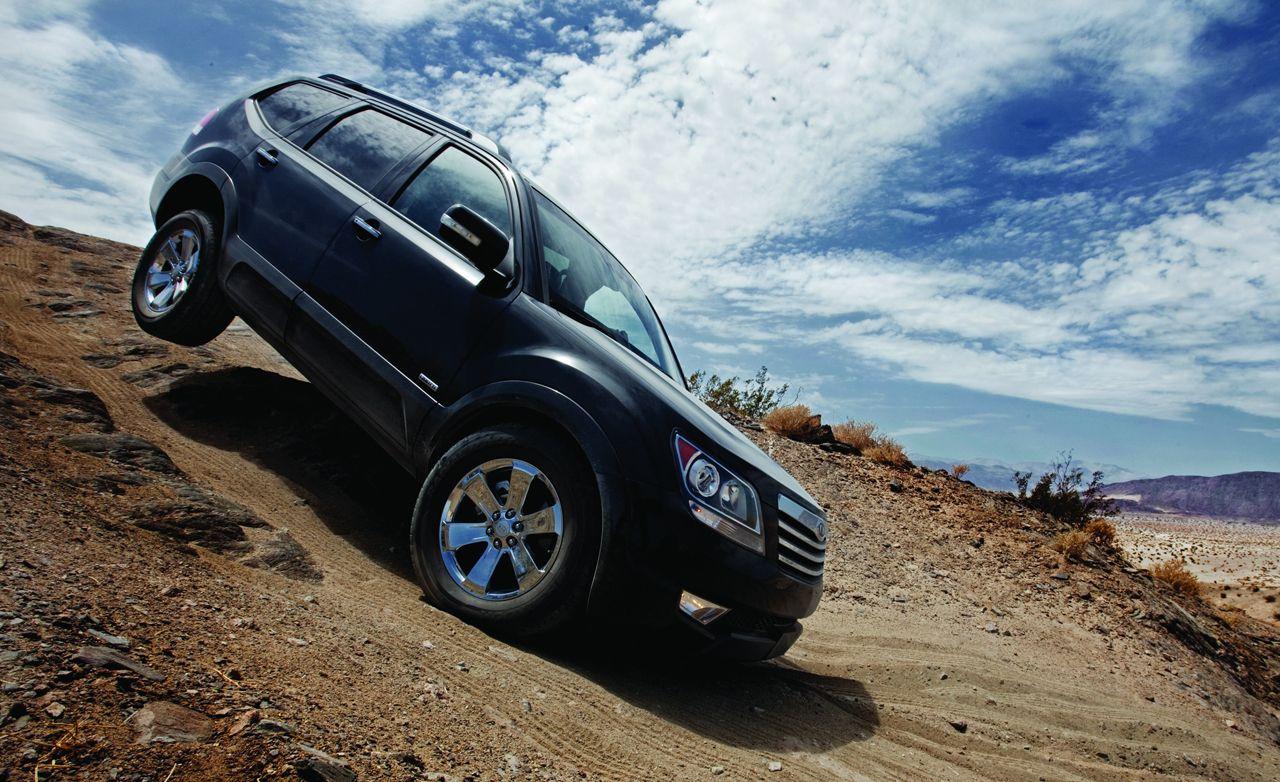 Kia Borrego Limited 4WD V8
