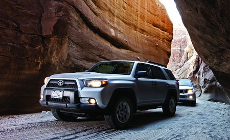 Toyota 4Runner Trail 4x4 V6
