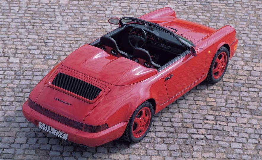 2011 Porsche 911 Speedster - Slide 30