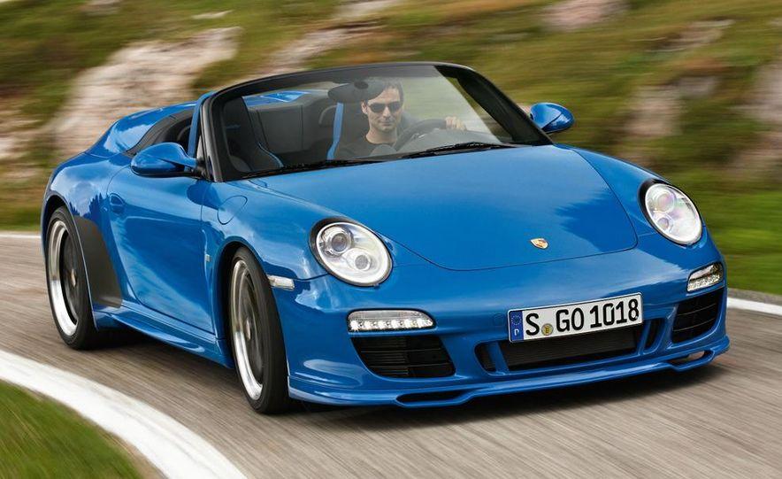 2011 Porsche 911 Speedster - Slide 21