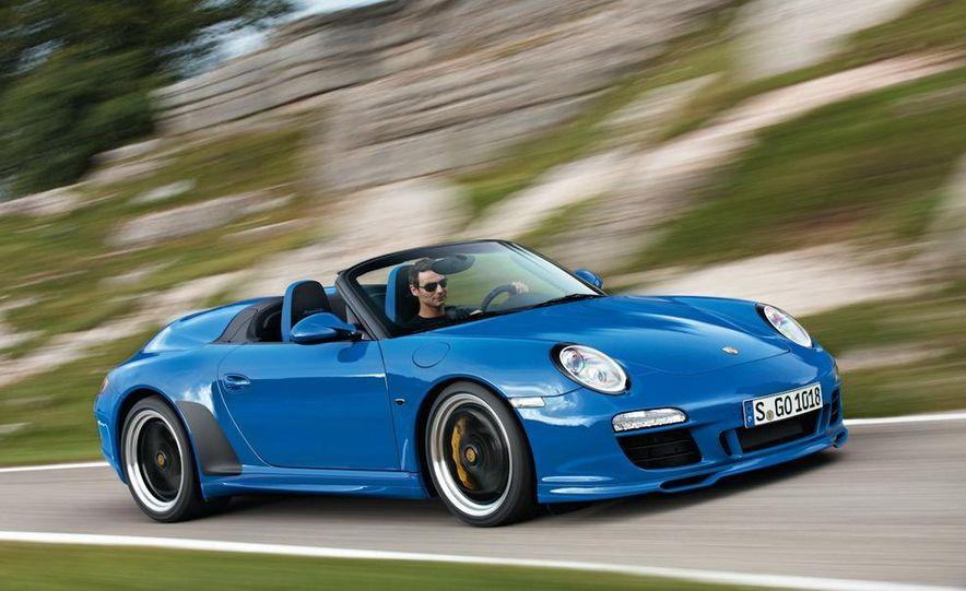 2011 Porsche 911 Speedster - Slide 23