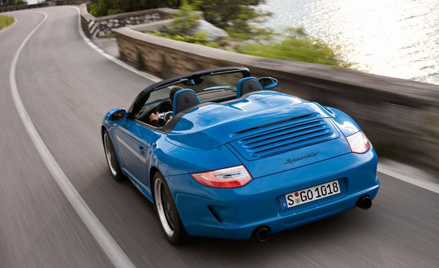 2011 Porsche 911 Speedster - Slide 24