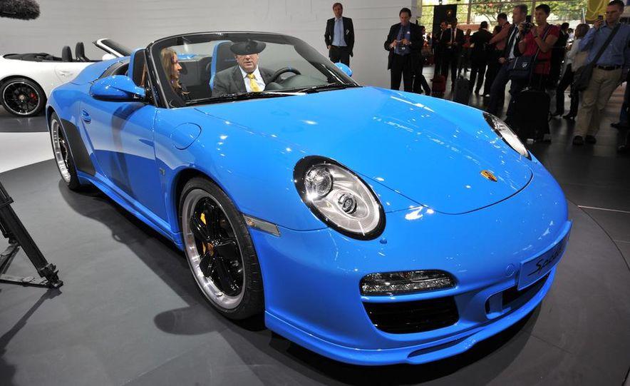 2011 Porsche 911 Speedster - Slide 1