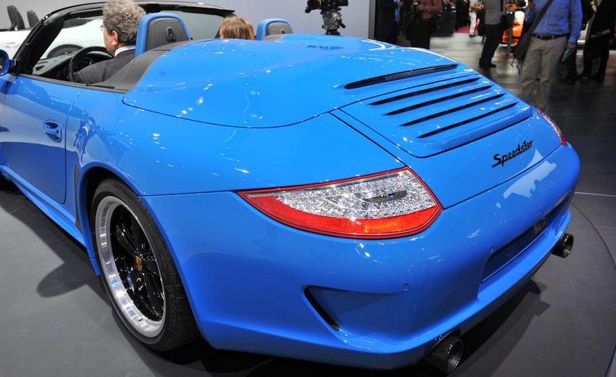 2011 Porsche 911 Speedster - Slide 6