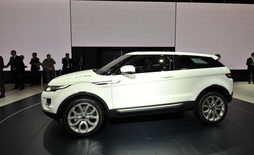 2012 Land Rover Range Rover Evoque - Slide 1