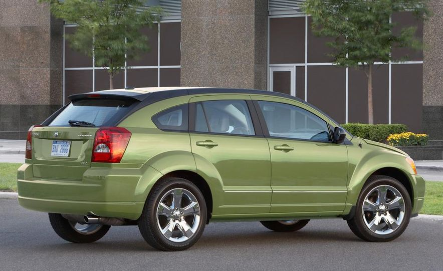 2011 Dodge Caliber - Slide 7