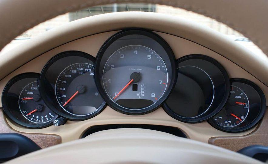 2010 Porsche Panamera S - Slide 32