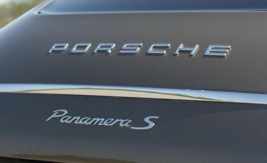 2010 Porsche Panamera S - Slide 21